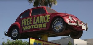 Auto Repair Long Beach CA 90805 - The iconic VW Beetle has been a landmark in Long Beach for years!